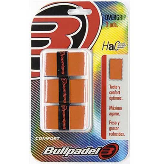 [해외]BULLPADEL Gb1200 3 Units Orange Fluor