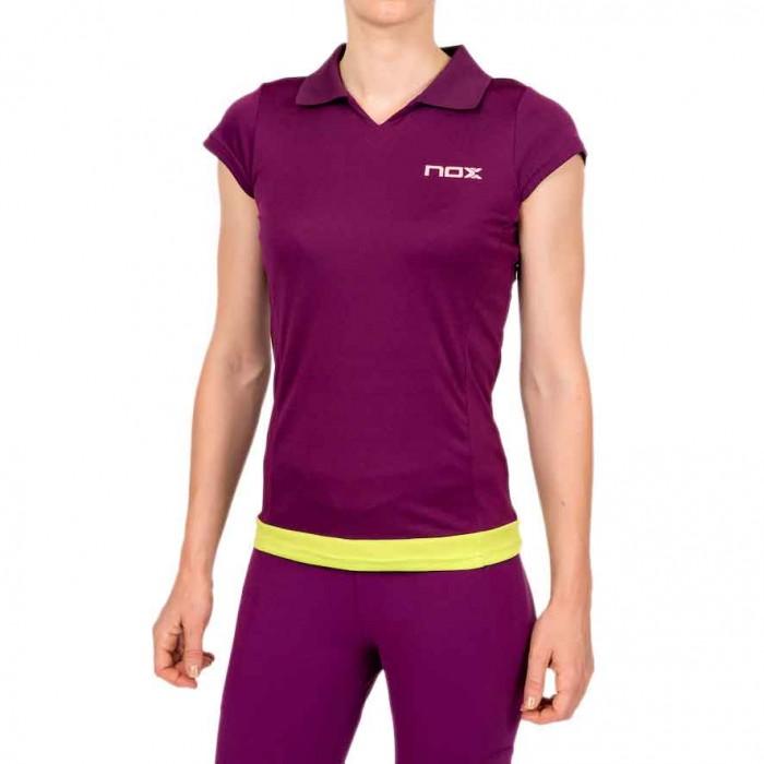 [해외]NOX 폴로shirt Purple