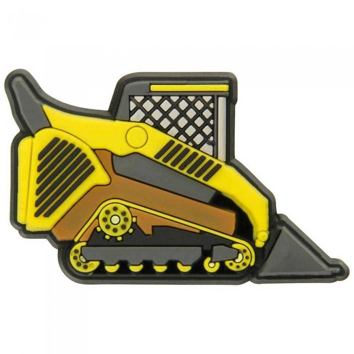 [해외]JIBBITZ Bulldozer Yellow