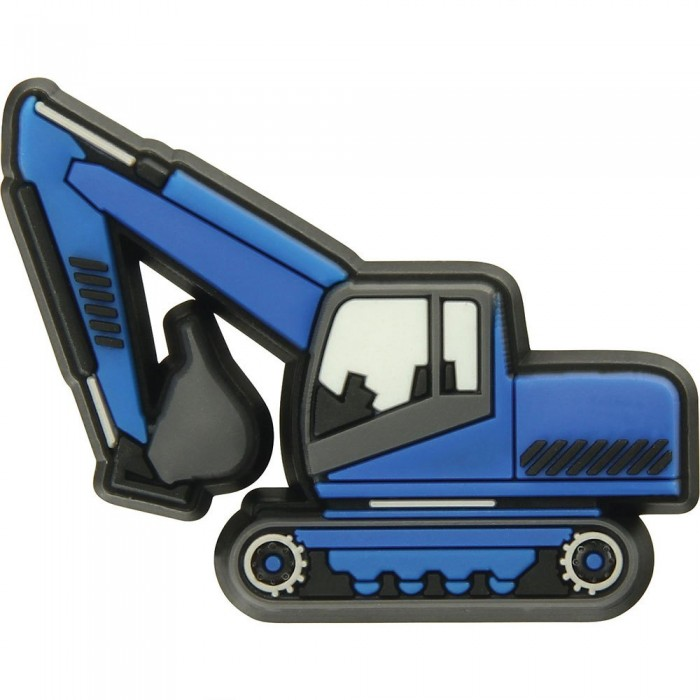 [해외]JIBBITZ Crane Truck Blue