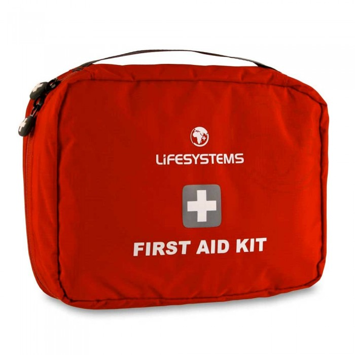 [해외]LIFESYSTEMS First Aid Case 14135876422 Red