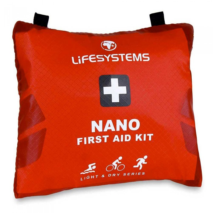 [해외]LIFESYSTEMS Light & Dry Nano First Aid Kit 14135876436 Red