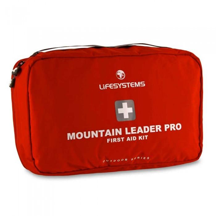 [해외]LIFESYSTEMS 마운틴 리드er Pro First Aid Kit Red