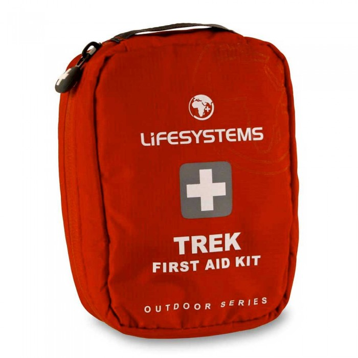 [해외]LIFESYSTEMS Trek First Aid Kit 14135876471 Red