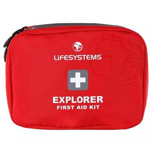 [해외]LIFESYSTEMS Explorer First Aid Kit 14135876420 Red