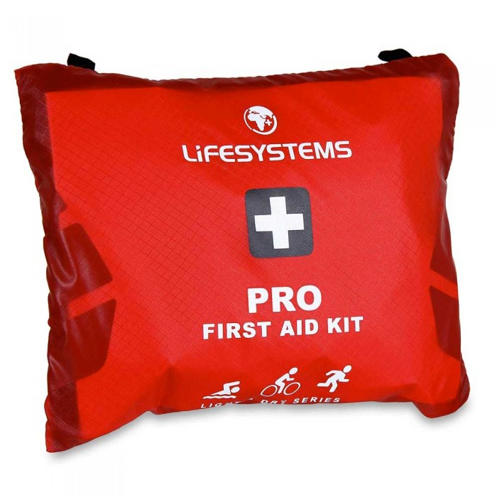 [해외]LIFESYSTEMS Light & Dry Pro First Aid Kit 14135876437 Red