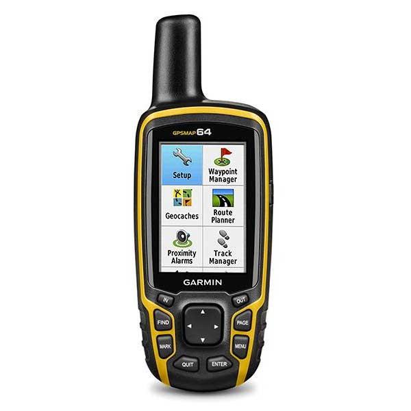 [해외]가민 GPSMAP 64 Black / Yellow