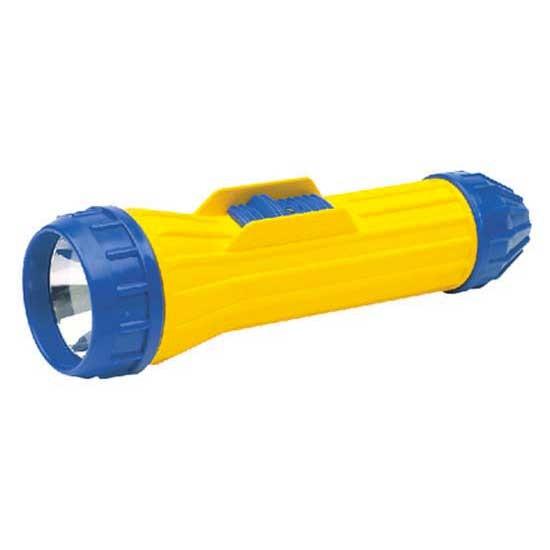 [해외]SEACHOICE Weatherproof Flashlight 14136184182 Yellow