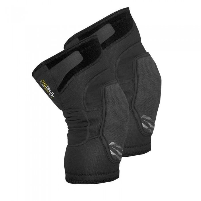 [해외]GUL Code 제로 Pro D30 Knee Pads Black