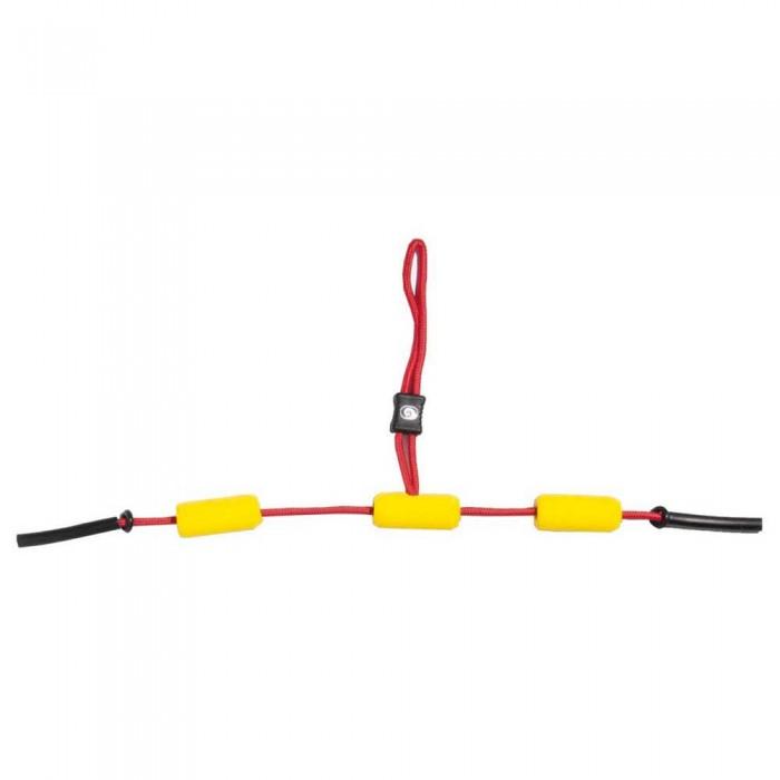 [해외]OCEAN SUNGLASSES 코드 with 튜브 Red / Yellow