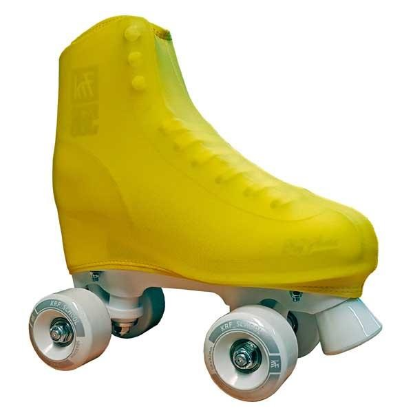 [해외]KRF Fluorescent Skate Cover Yellow