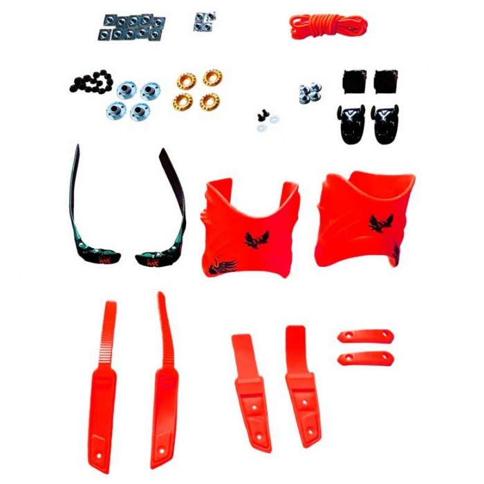 [해외]KRF Tuning Skate Kit Angel Red