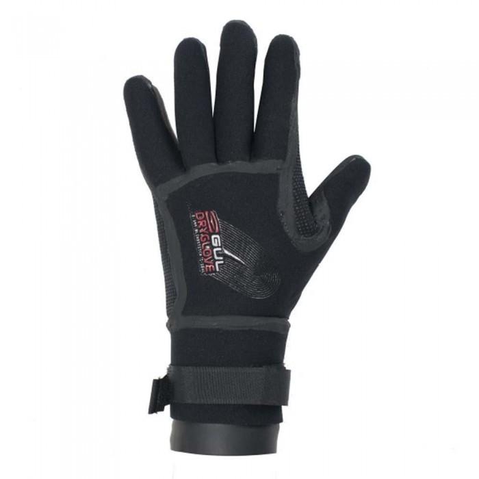 [해외]GUL 드라이 Glove 2.5 mm Junior Black / Red