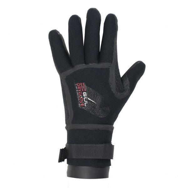 [해외]GUL 드라이 Glove 2.5 mm Black / Red