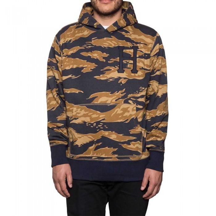 [해외]허프 Golden Tiger Stripe Pullover Hood 14136629562 Camo