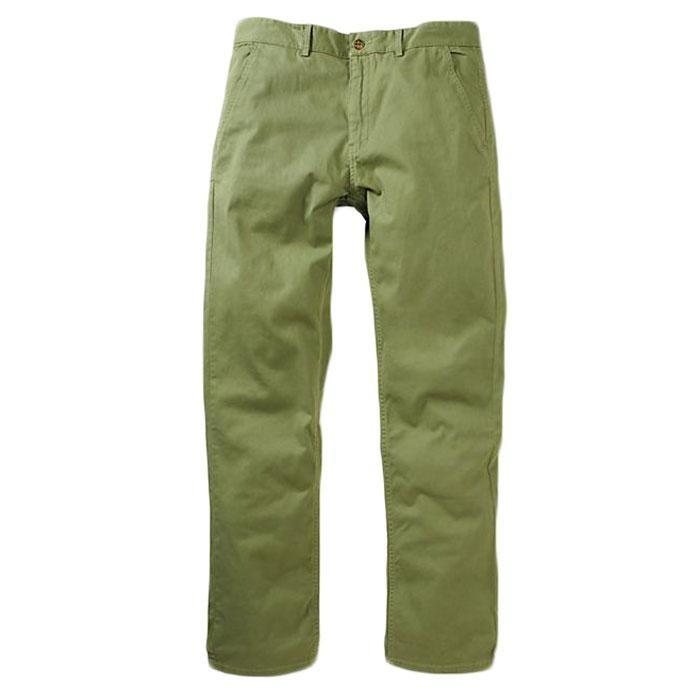 [해외]허프 Fulton Chino Pants 14136766748 Military Avocado