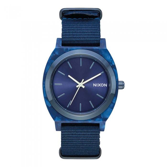 [해외]닉슨 Time Teller Acetate Watch All Blue