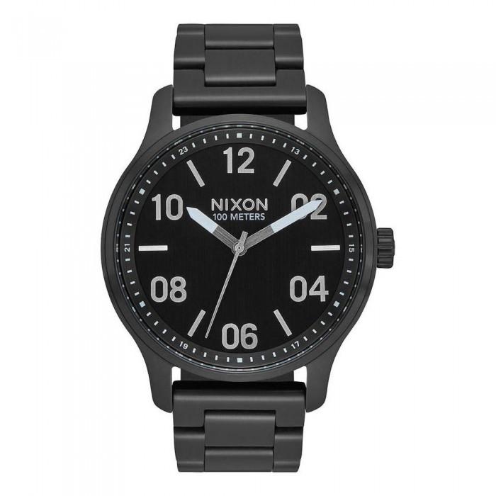 [해외]닉슨 Patrol Watch Black / Silver