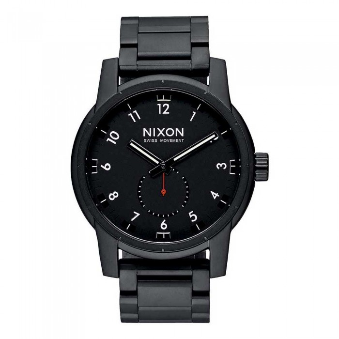 [해외]닉슨 Patriot Watch All Black