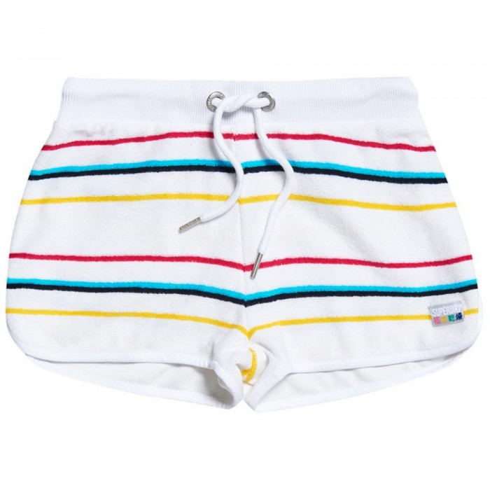 [해외]슈퍼드라이 Cuba Spirit Shorts Bright White