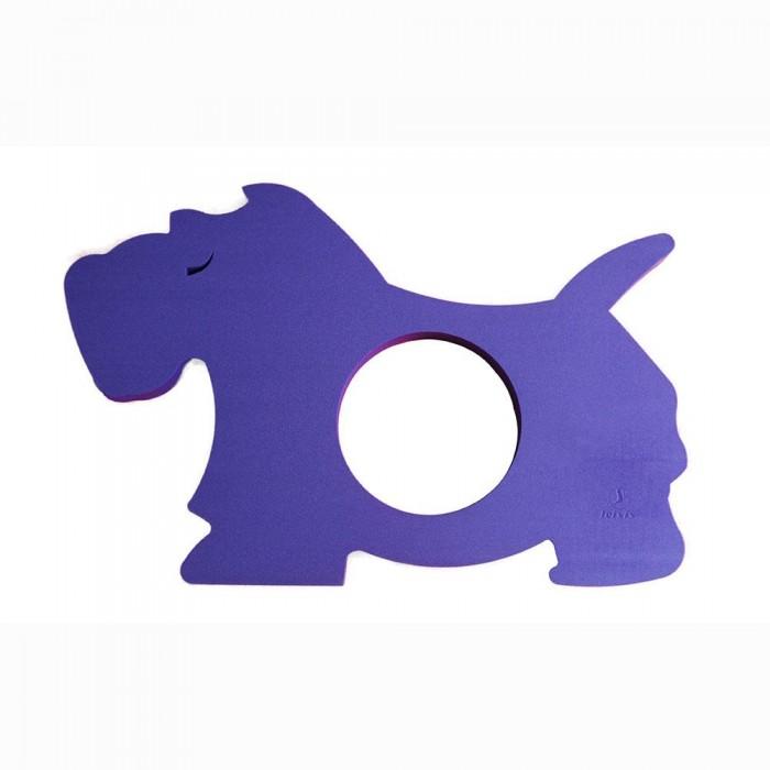 [해외]LEISIS Dog Floating Mat Violet