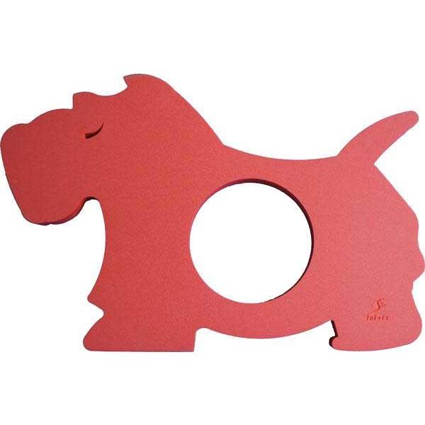 [해외]LEISIS Dog Floating Mat Red