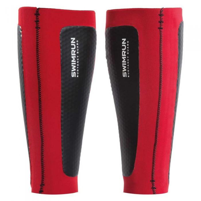 [해외]헤드 SWIMMING Swimrun Air Cell Calves 4/2mm 6136637955 Black / Red