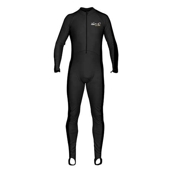 [해외]iQ-Company UV 300 UV Overall Watersport 589596 Black