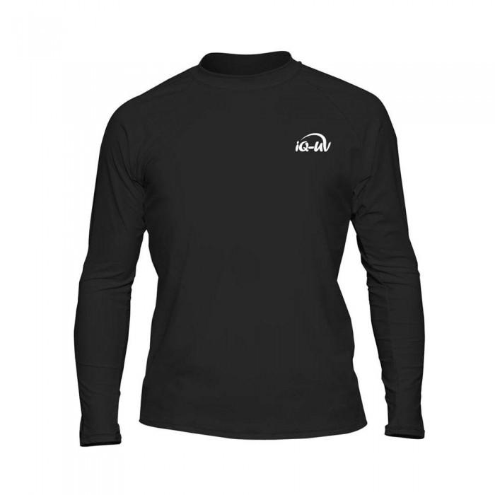 [해외]iQ-Company UV 300 Loose Fit LS 136234913 Black