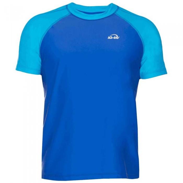 [해외]iQ-Company UV 300 셔츠 Loose 피트 Hawaii / Blue
