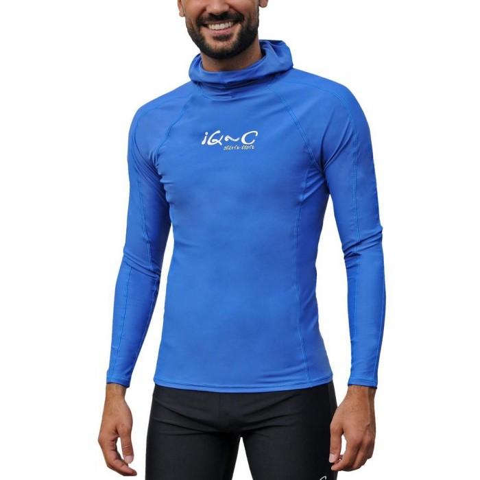 [해외]iQ-Company UV 300 후디드 셔츠