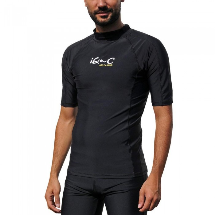[해외]iQ-Company UV 300 셔츠 슬림 피트 Black