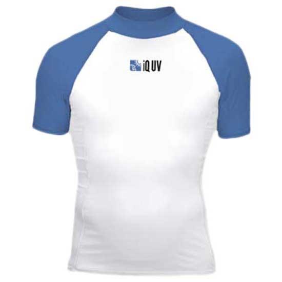 [해외]iQ-Company UV 300 슬림 피트 Wave Blue / White