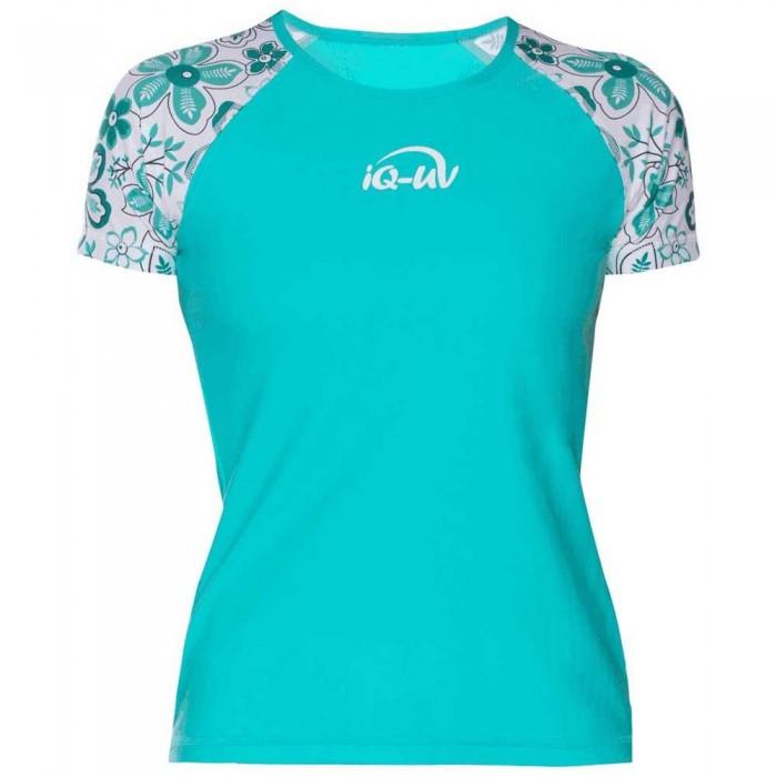 [해외]iQ-Company UV 230 셔츠 Loose 피트 Two / Carib