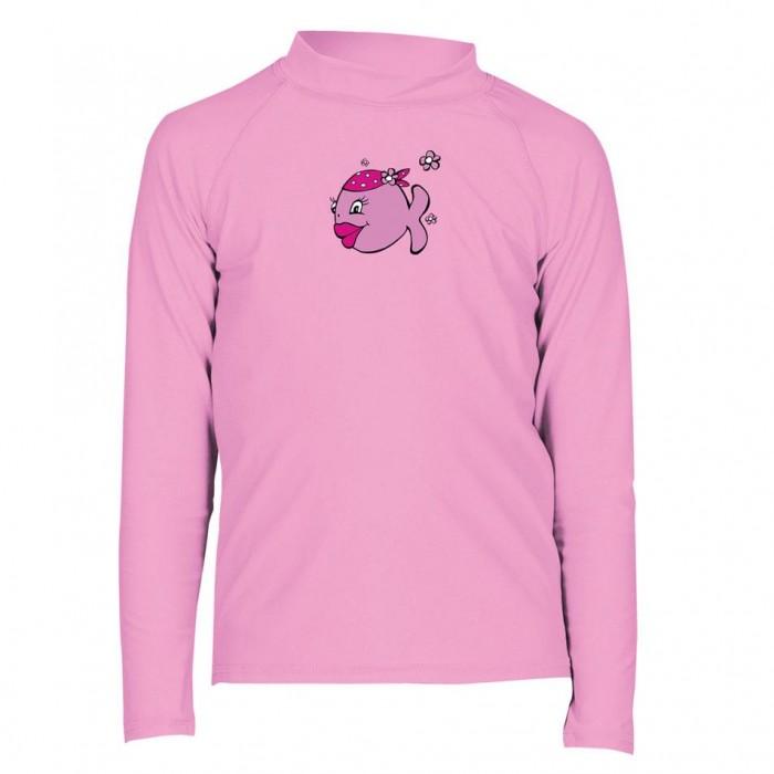 [해외]iQ-Company UV 300 Shirt Junior 1228548 Pink