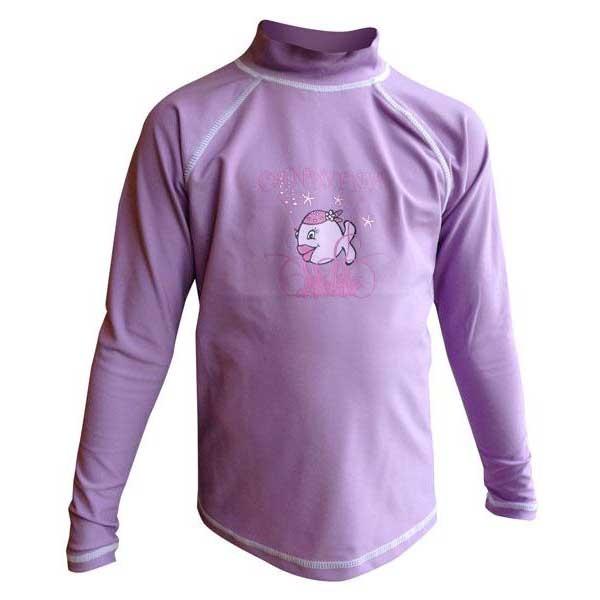 [해외]iQ-Company UV 300 ShirtCandyfish Violet Kids 86783 Purple