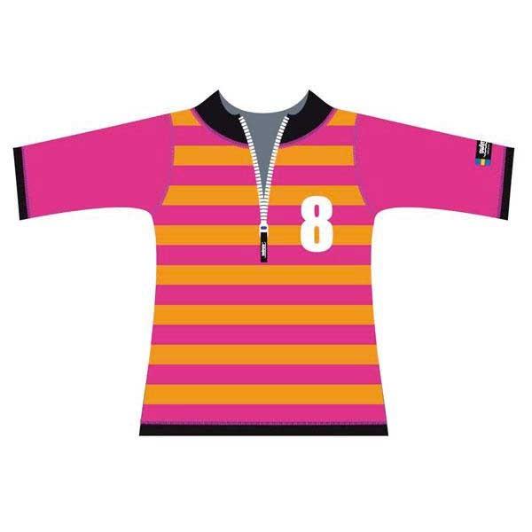 [해외]SWIMPY UV Striped 6597635 Fucsia / Orange