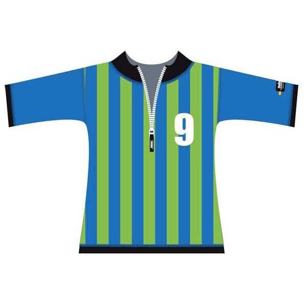 [해외]SWIMPY UV Striped 597632 Blue / Green / Black