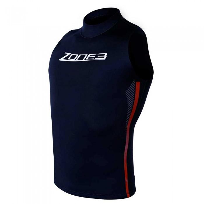 [해외]ZONE3 네오prene Warmth Vest Black