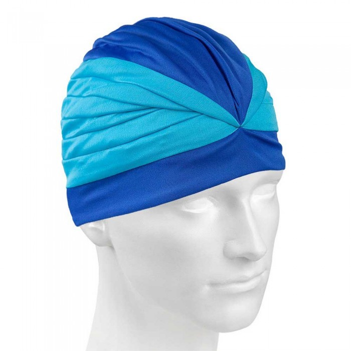 [해외]매드웨이브 Velcro 쇼er Cap II Navy / Turquoise