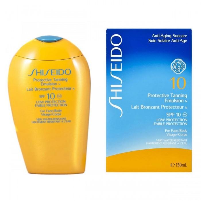 [해외]SHISEIDO FRAGRANCES Antiaging 썬care Protective Tanning Emulsion Spf10 150ml