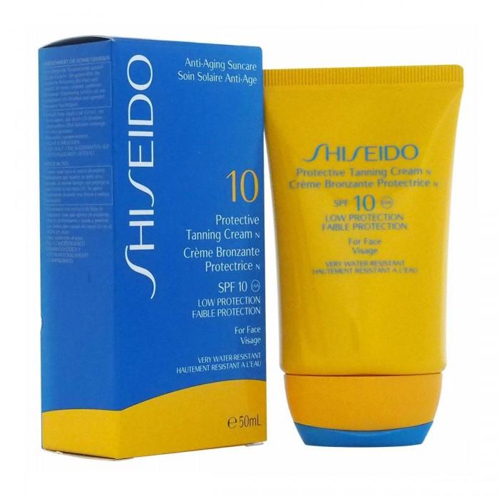 [해외]SHISEIDO FRAGRANCES Antiaging 썬care Protective Tanning 크림 Spf10 50ml