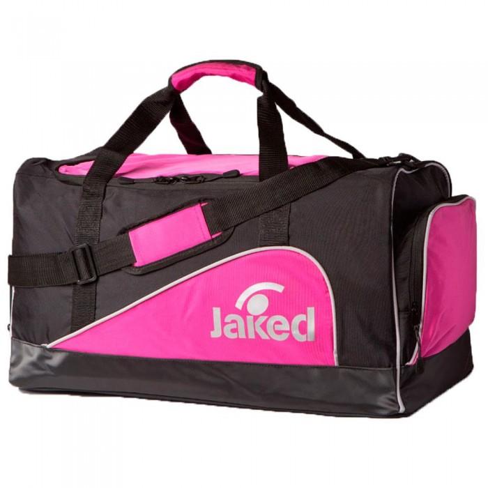 [해외]JAKED 넵튠 백 Black / Pink