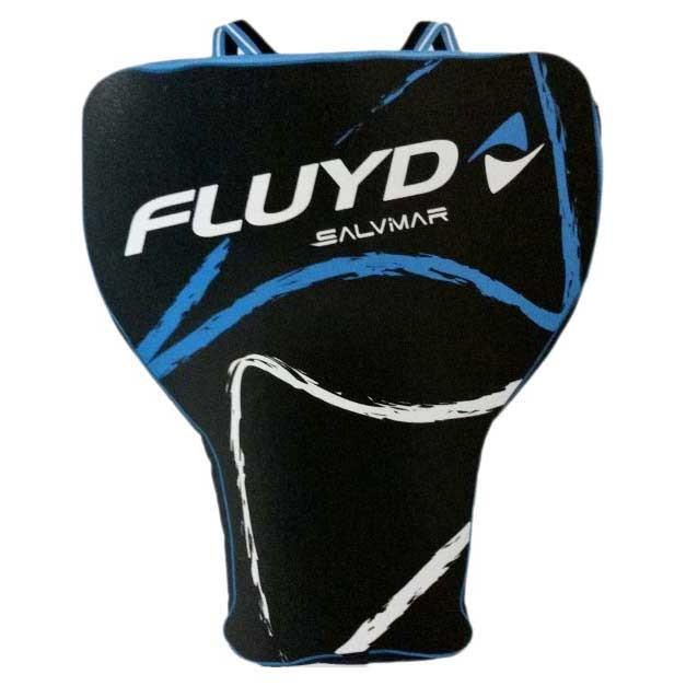 [해외]살비마 Fluyd Monofin Bag 6136002276 Black / Blue