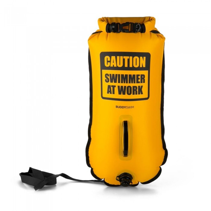 [해외]BUDDYSWIM Caution Swimmer At Work 28L 6136764770 Yellow
