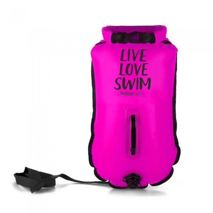 [해외]BUDDYSWIM Live Love Swim 20L 6136764773 Pink