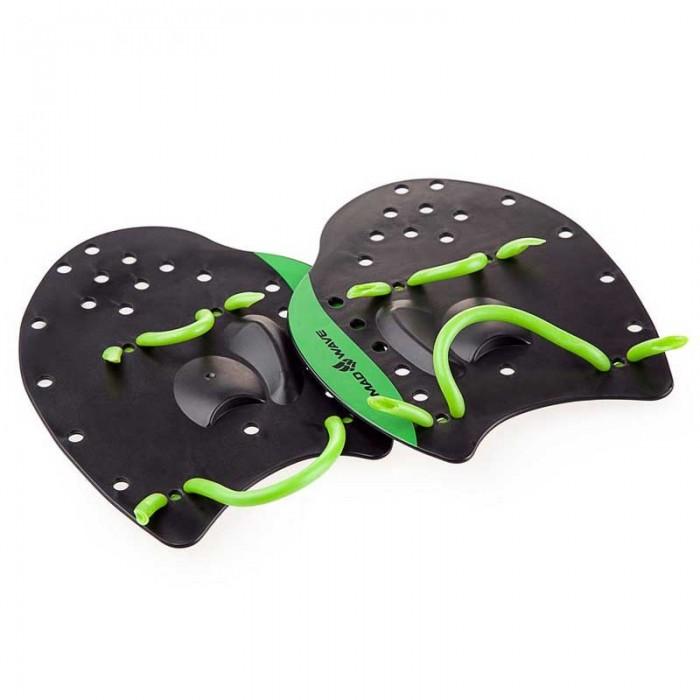 [해외]매드웨이브 Paddles Pro Black / Green