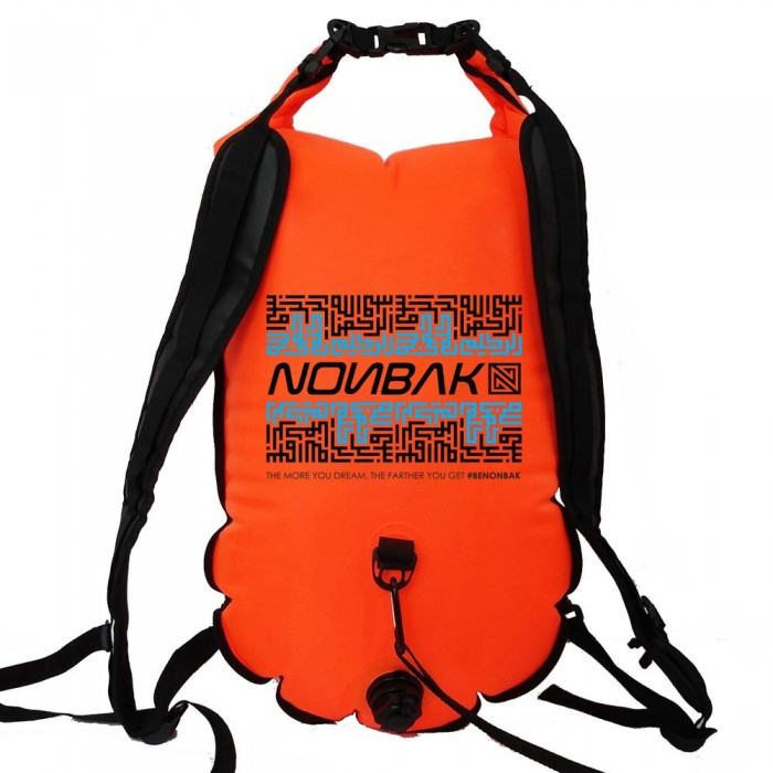 [해외]NONBAK Swimming Wild Bag 35L 6137244959 Orange