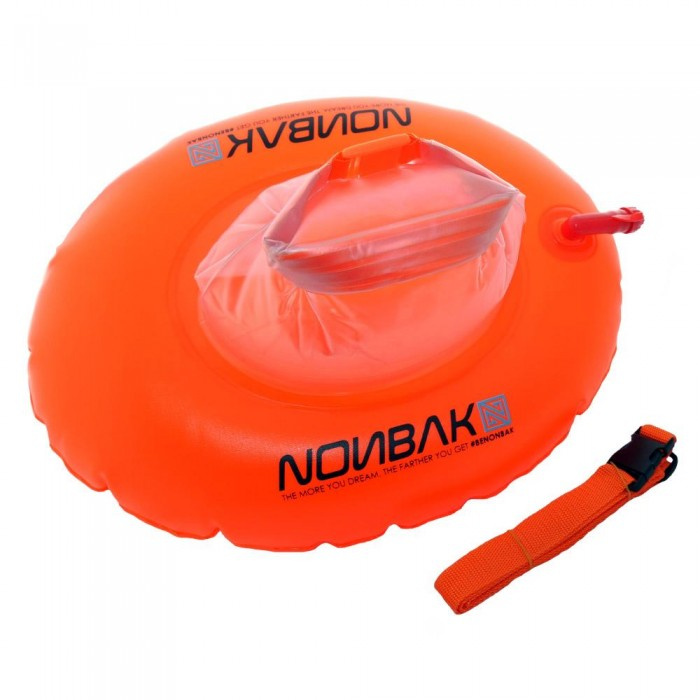 [해외]NONBAK Swimming Donut 10L 6136628119 Orange