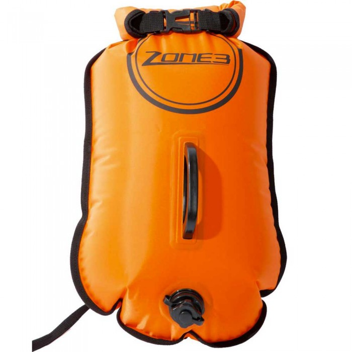 [해외]ZONE3 Swim Buoy Dry Bag 28L 61255405 Orange